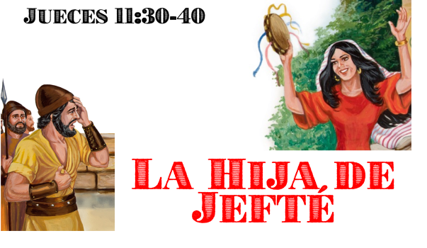 La Hija de Jefte